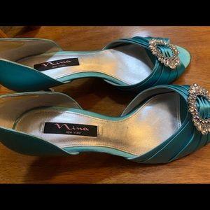 Nina bridesmaid shoes